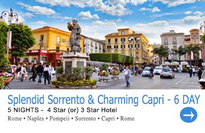 splendidsorrento&charmingcapri
