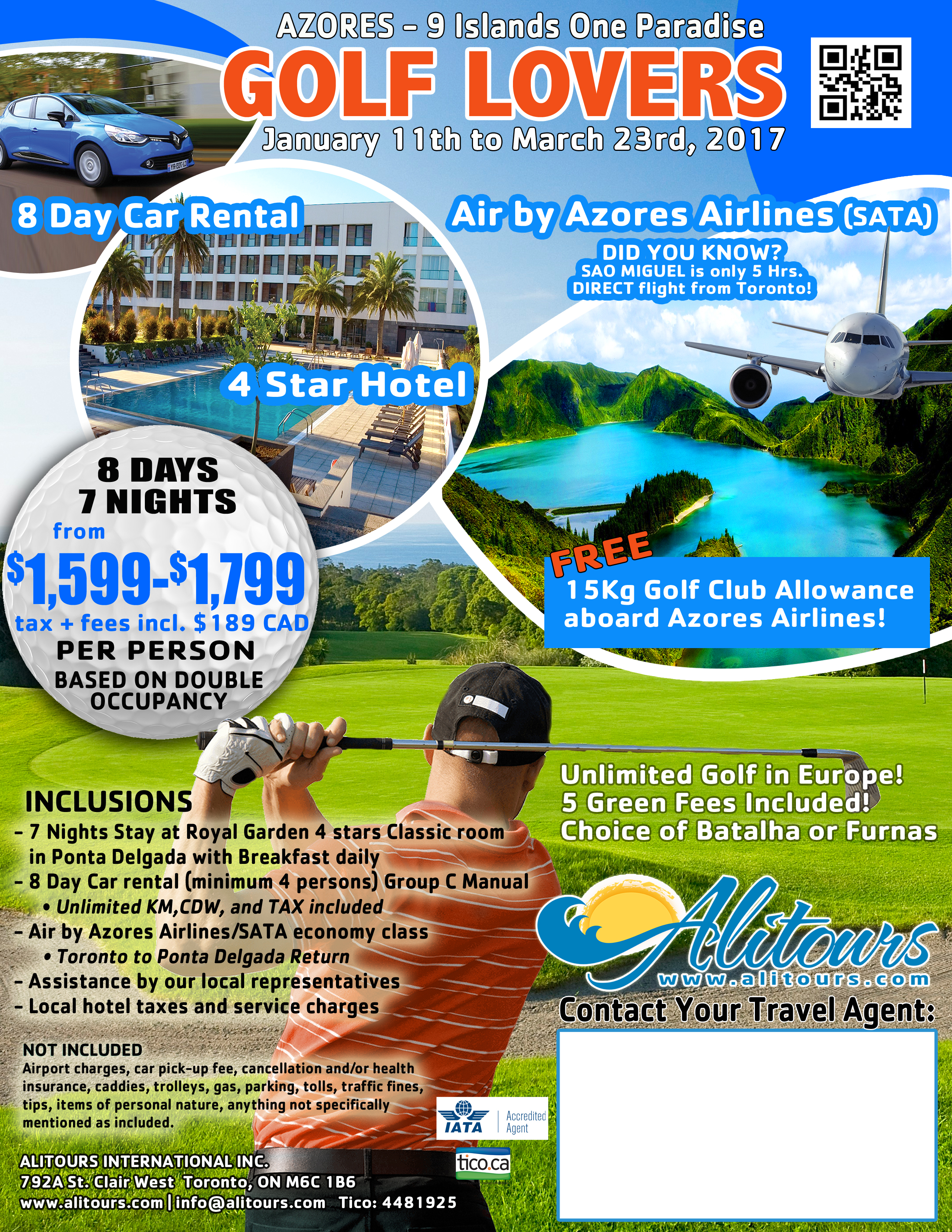Azores Golf Lovers