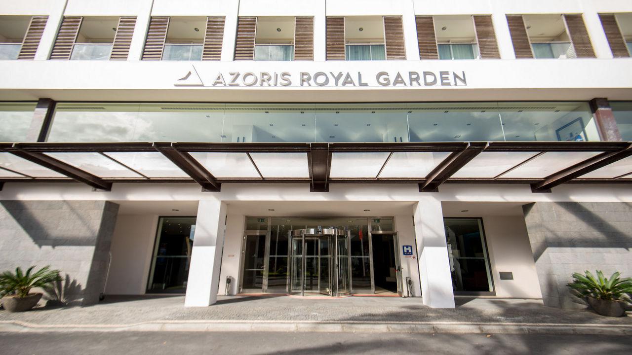 Alitours Toronto Based Tour Operator 187 Royal Garden 4 Stars
